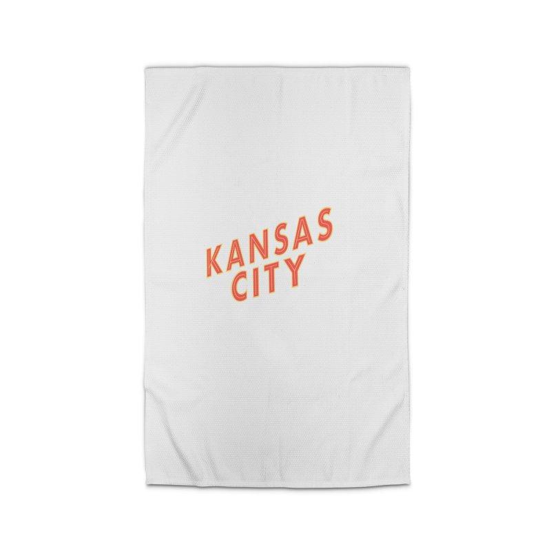 Kansas City Billboard Home Rug by The Pitch Kansas City Gear Shop