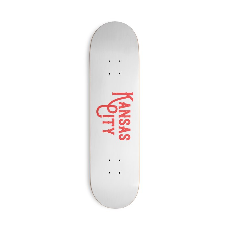 Olde Thyme KC Accessories Skateboard by The Pitch Kansas City Gear Shop