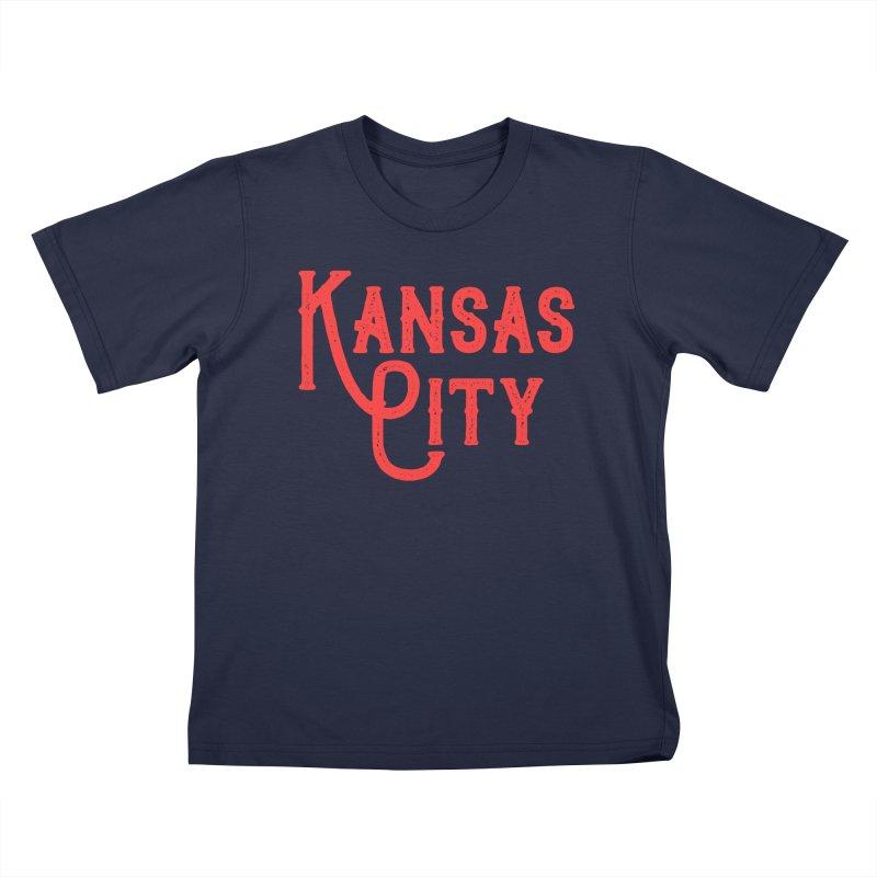 Olde Thyme KC Kids T-Shirt by The Pitch Kansas City Gear Shop