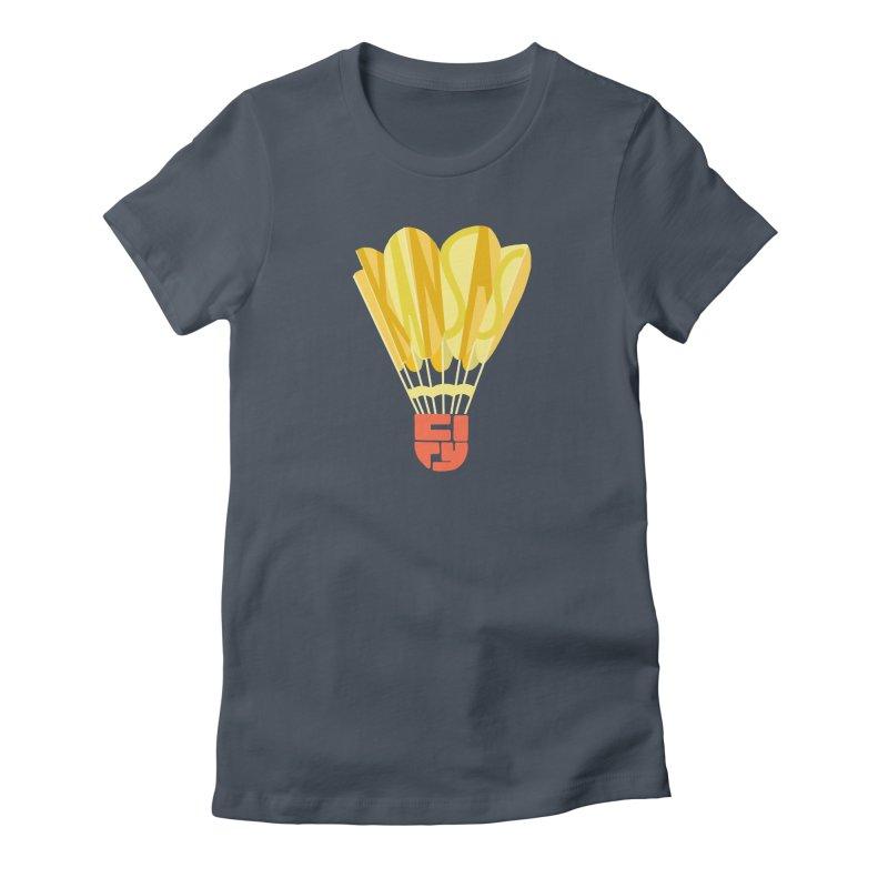 ShuttlecoKCs Women's T-Shirt by The Pitch Kansas City Gear Shop