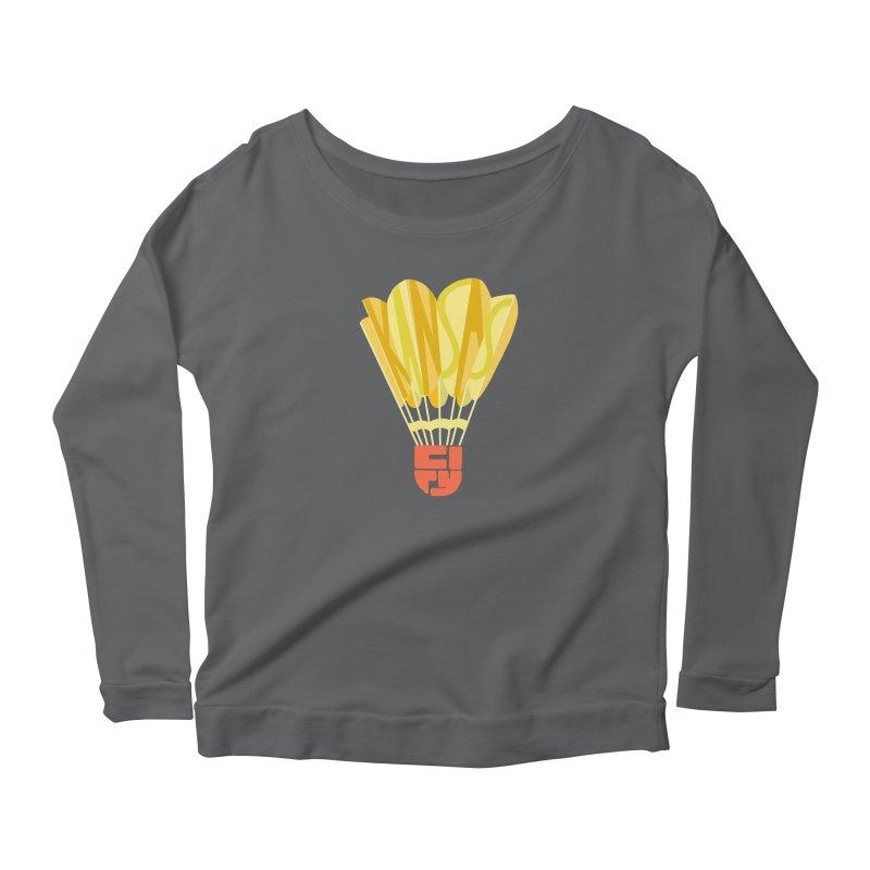 ShuttlecoKCs Women's Longsleeve T-Shirt by The Pitch Kansas City Gear Shop
