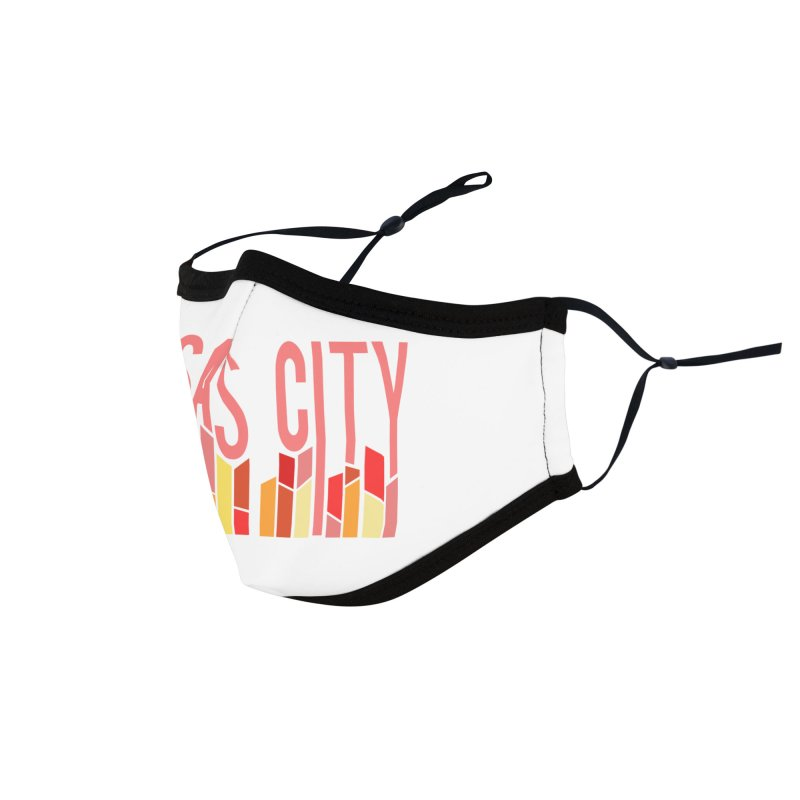 KC Fire Accessories Face Mask by The Pitch Kansas City Gear Shop