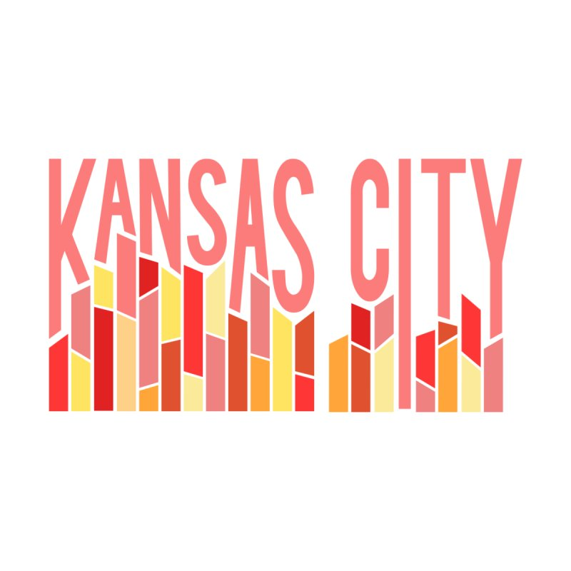 KC Fire Accessories Greeting Card by The Pitch Kansas City Gear Shop