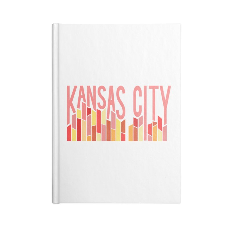 KC Fire Accessories Notebook by The Pitch Kansas City Gear Shop