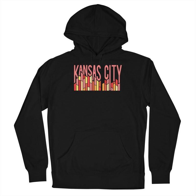 KC Fire Men's Pullover Hoody by The Pitch Kansas City Gear Shop