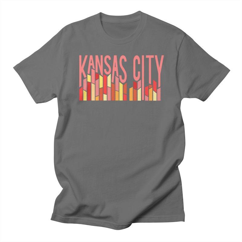 KC Fire Men's T-Shirt by The Pitch Kansas City Gear Shop
