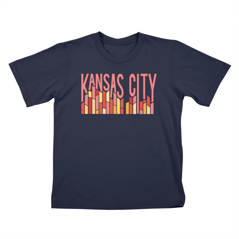 KC Fire Kids T-Shirt by The Pitch Kansas City Gear Shop