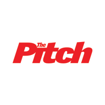 The Pitch Kansas City Gear Shop Logo