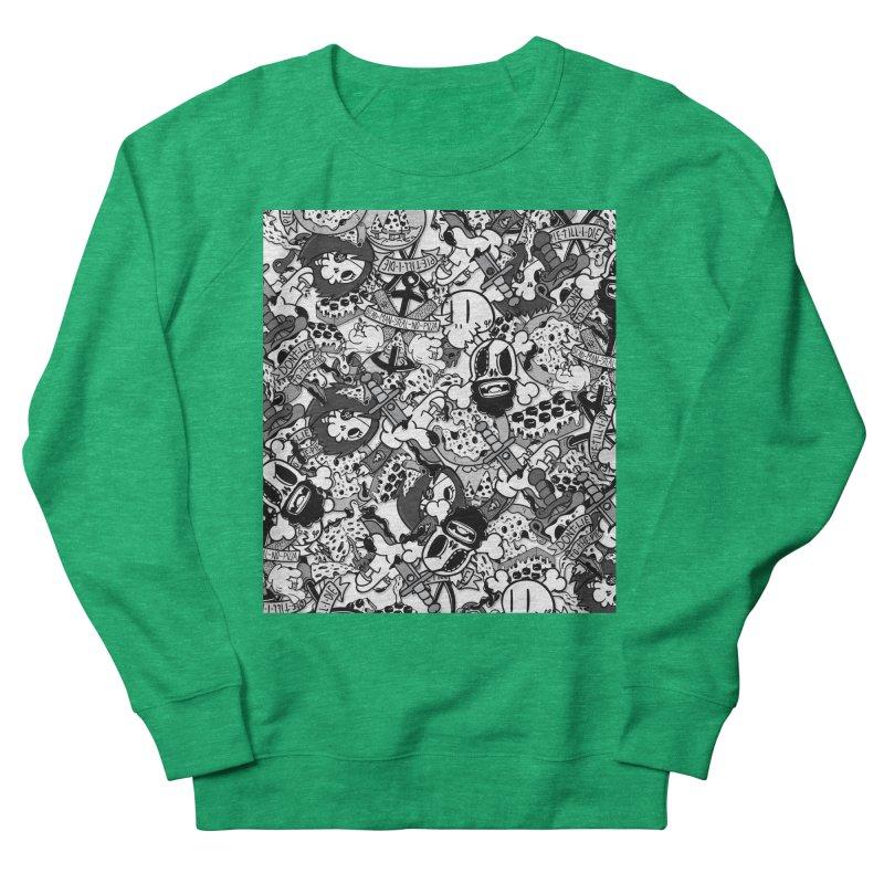 Sticker Mix 2019 Women's Sweatshirt by Pizza Pirate Tavern