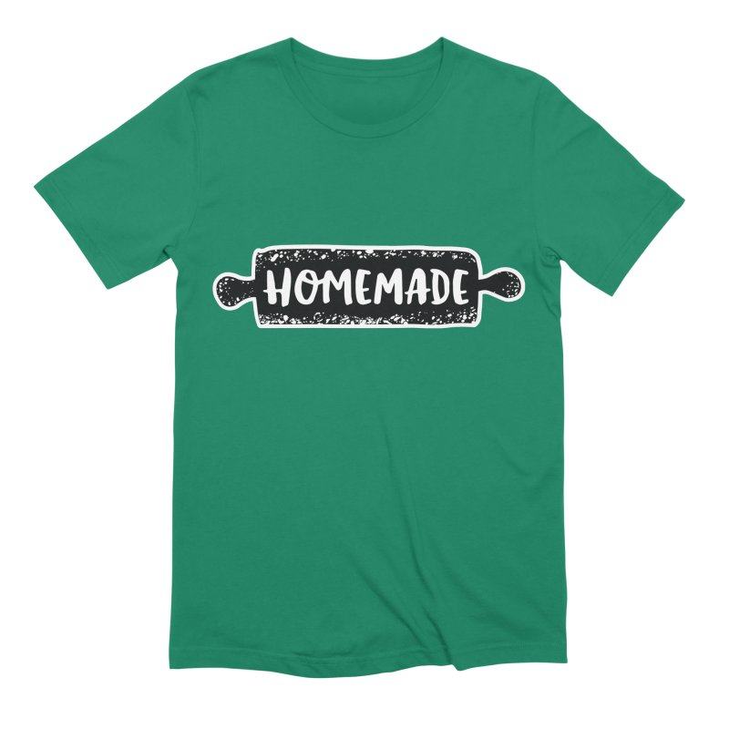 HOMEMADE Men's T-Shirt by theplatformgroup's Artist Shop