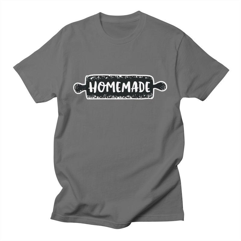 HOMEMADE Men's T-Shirt by theplatformgroup's Artist Shop