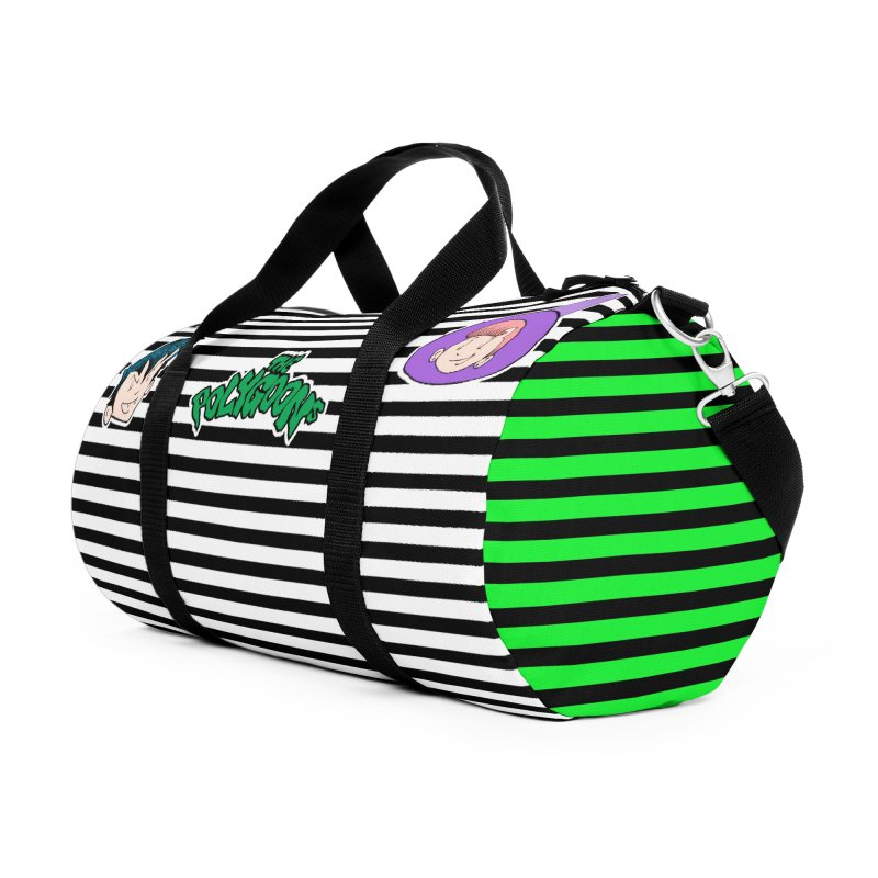 The Polygoons Duffel Bag Accessories Bag by The Polygoons' Shop