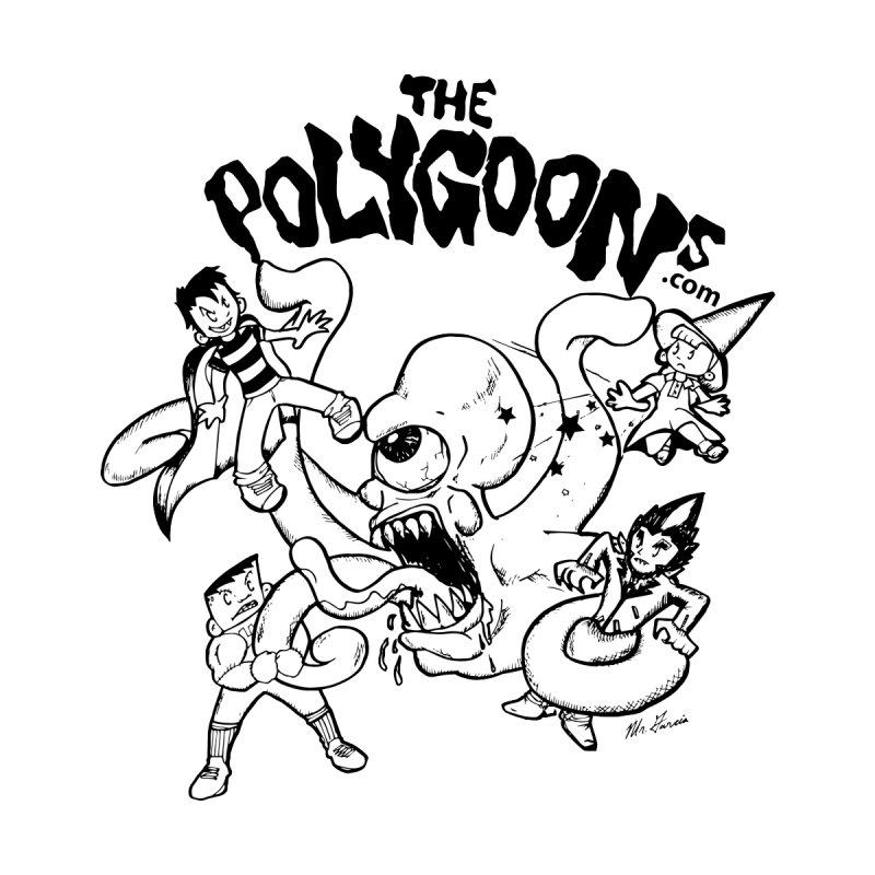 Polygoons vs. Mutoid Women's T-Shirt by The Polygoons' Shop