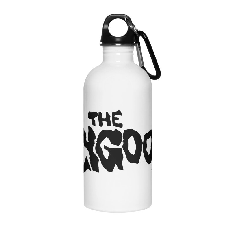 The Polygoons Logo Accessories Water Bottle by The Polygoons' Shop