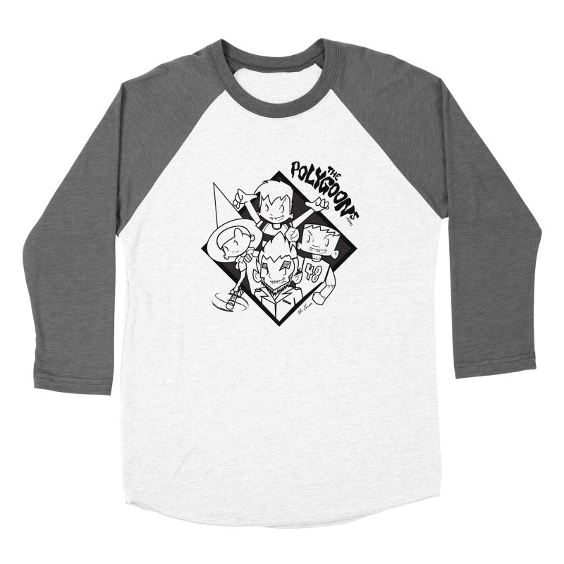 The Polygoons (Group) Women's Longsleeve T-Shirt by The Polygoons' Shop