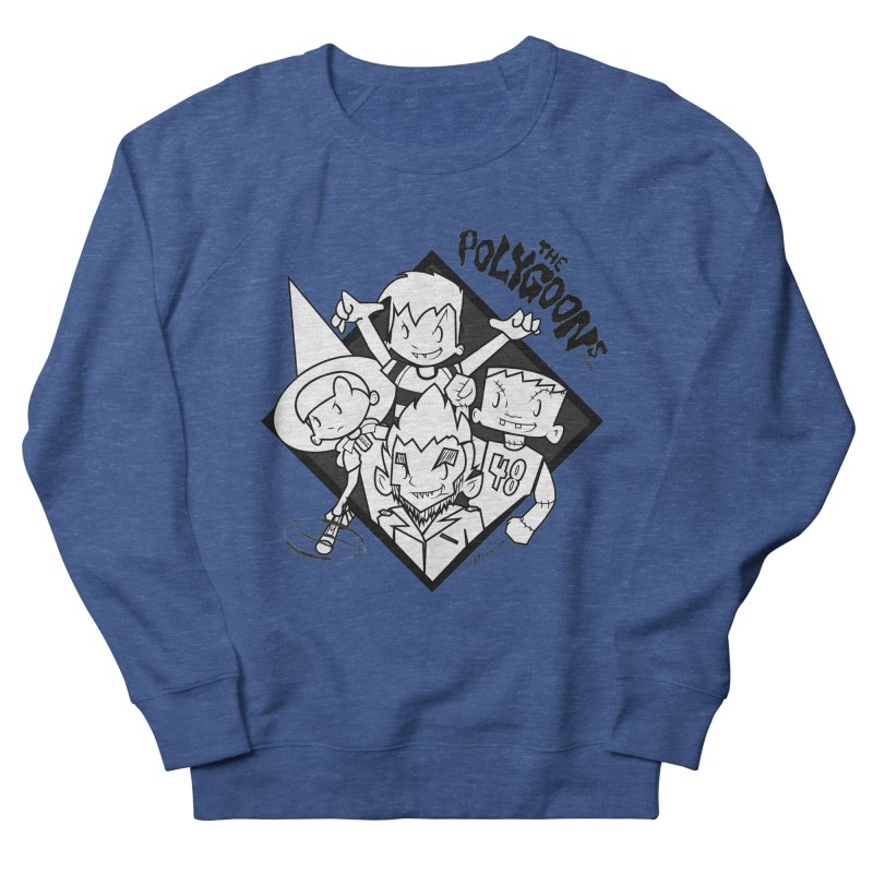 The Polygoons (Group) Men's Sweatshirt by The Polygoons' Shop