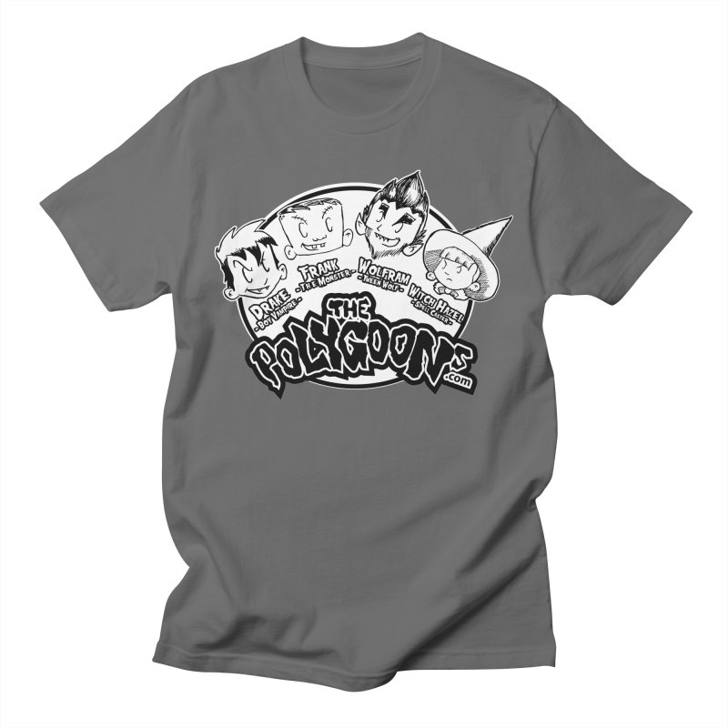 The Polygoons (Heads) Men's T-Shirt by The Polygoons' Shop