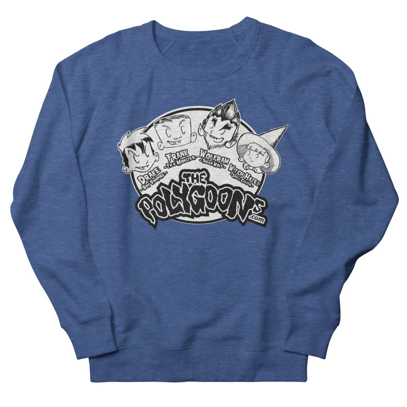 The Polygoons (Heads) Men's Sweatshirt by The Polygoons' Shop