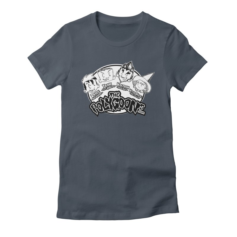 The Polygoons (Heads) Women's T-Shirt by The Polygoons' Shop