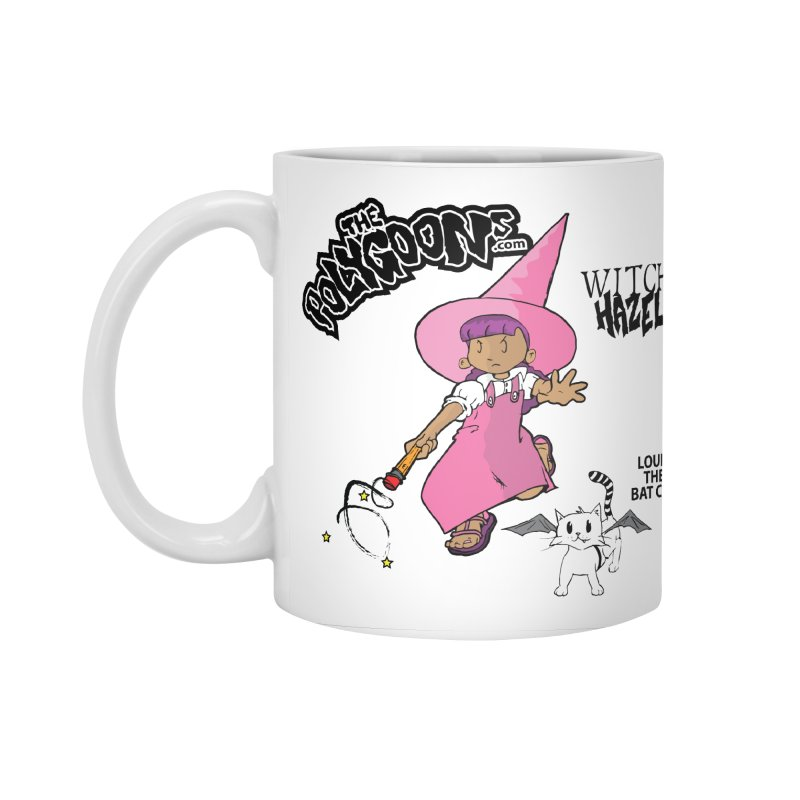 Witch Hazel + Louis (color) Accessories Standard Mug by The Polygoons' Shop