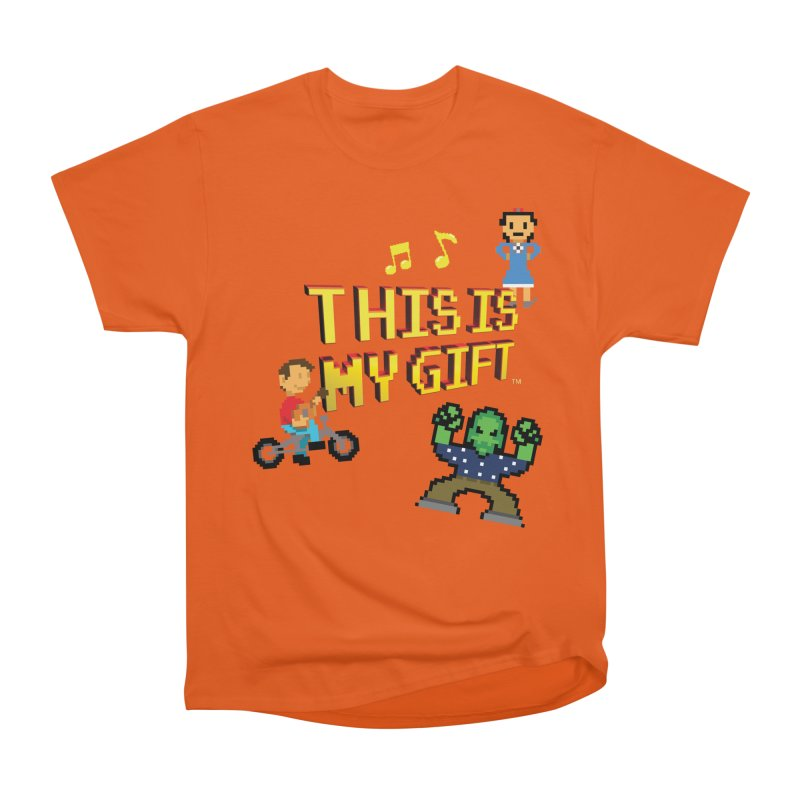 TIMG 1 Men's T-Shirt by The Polygoons' Shop