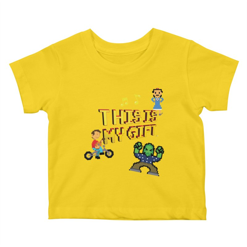 TIMG 1 Kids Baby T-Shirt by The Polygoons' Shop