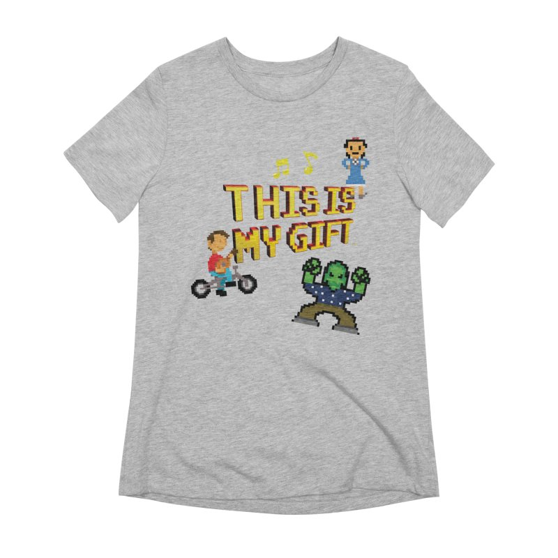 TIMG 1 Women's T-Shirt by The Polygoons' Shop