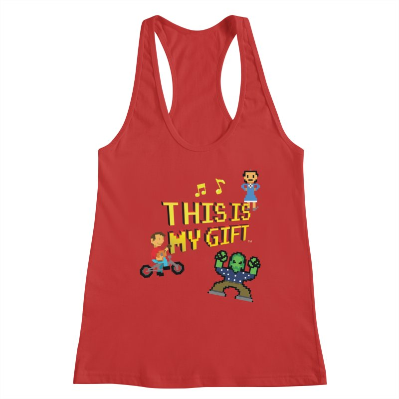 TIMG 1 Women's Tank by The Polygoons' Shop