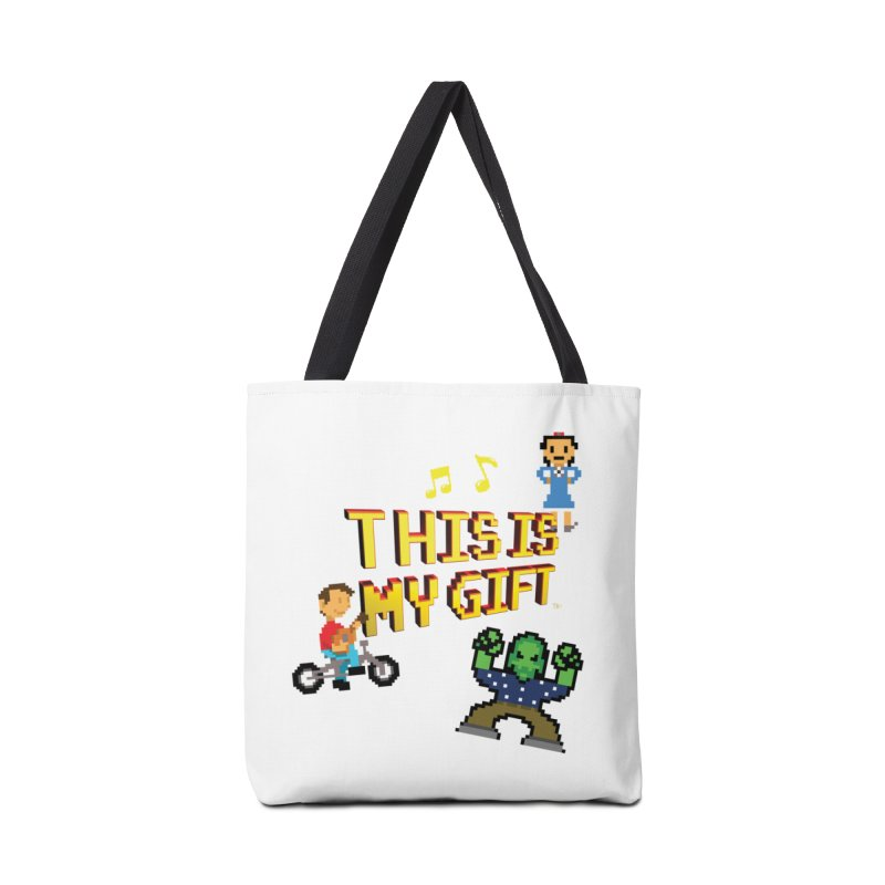 TIMG 1 Accessories Bag by The Polygoons' Shop