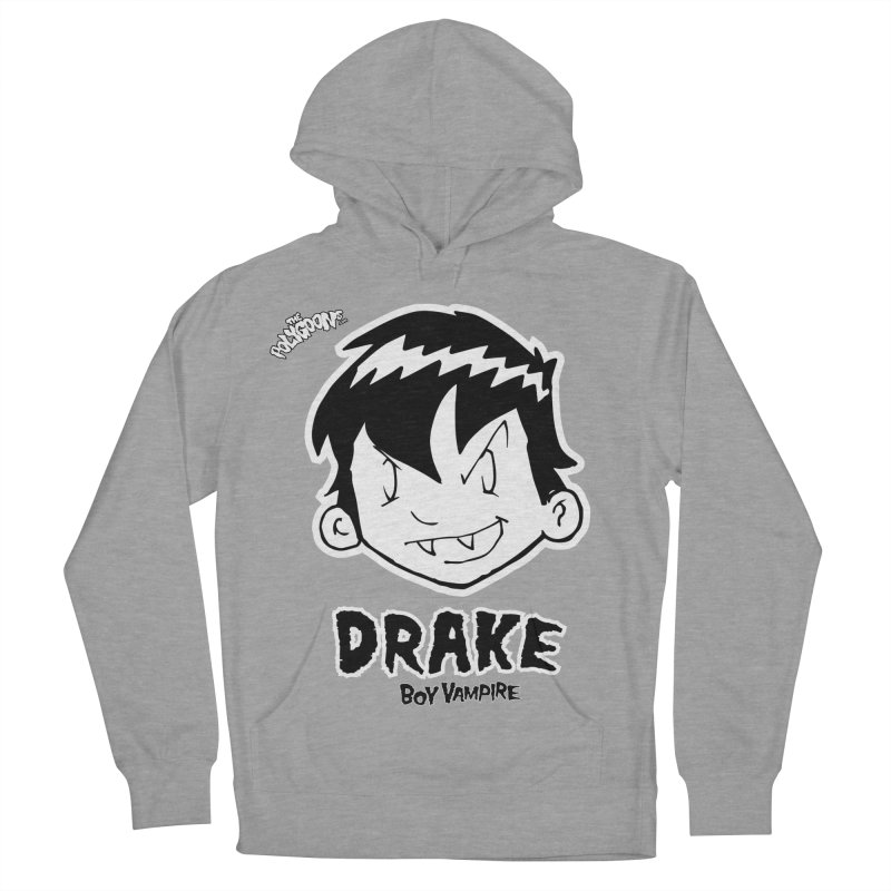 Drake - Boy Vampire  Women's French Terry Pullover Hoody by The Polygoons' Shop