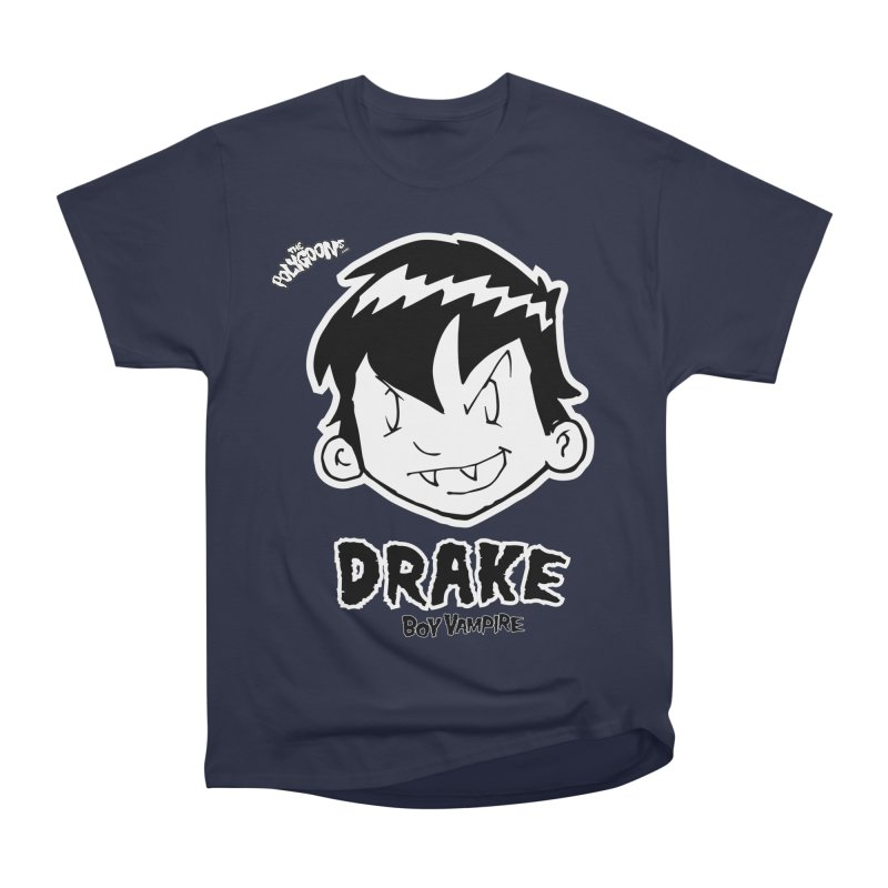 Drake - Boy Vampire  Women's Heavyweight Unisex T-Shirt by The Polygoons' Shop