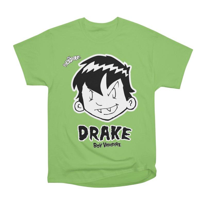 Drake - Boy Vampire  Women's Heavyweight Unisex T-Shirt by The Polygoons' Shop