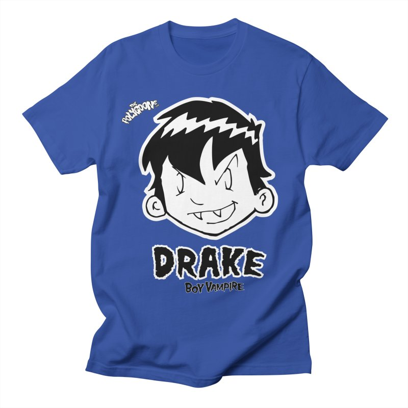 Drake - Boy Vampire  Women's Regular Unisex T-Shirt by The Polygoons' Shop