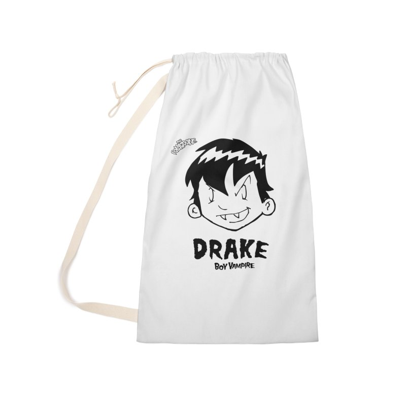 Drake - Boy Vampire  Accessories Laundry Bag Bag by The Polygoons' Shop