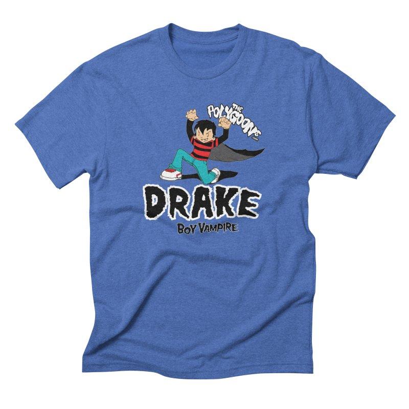 Drake Creepin' Men's T-Shirt by The Polygoons' Shop
