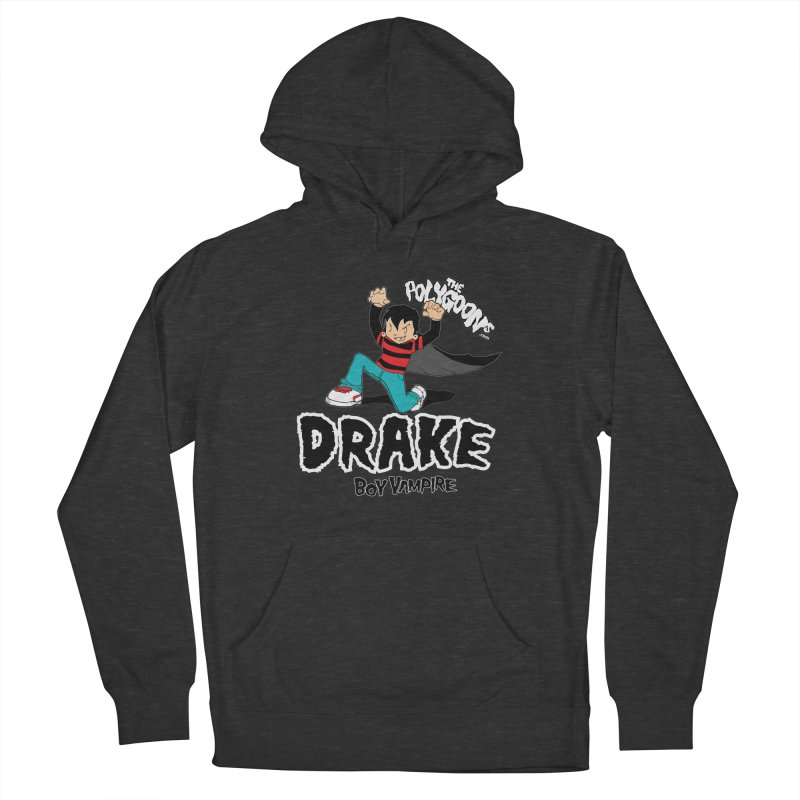 Drake Creepin' Women's French Terry Pullover Hoody by The Polygoons' Shop