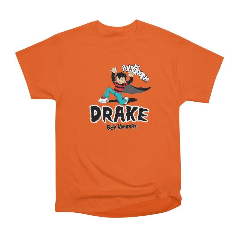 Drake Creepin' Men's Heavyweight T-Shirt by The Polygoons' Shop