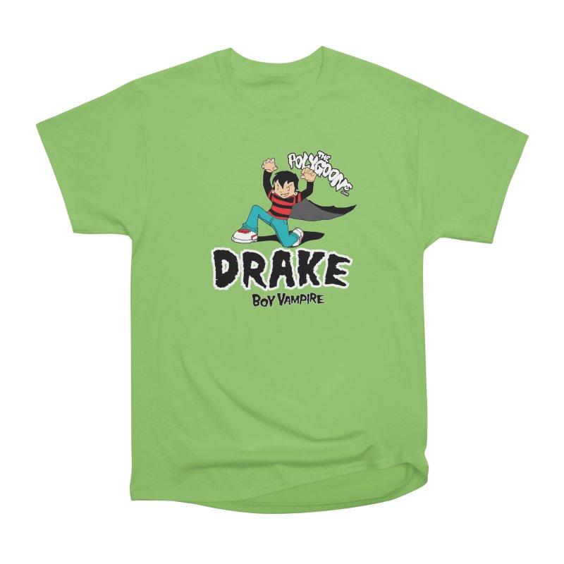 Drake Creepin' Women's Heavyweight Unisex T-Shirt by The Polygoons' Shop