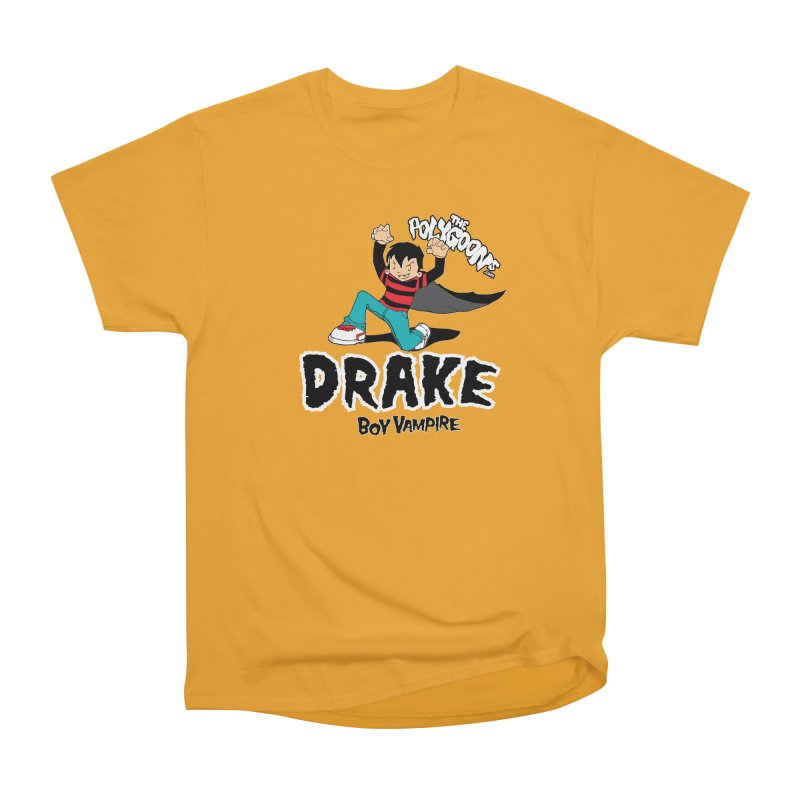Drake Creepin' Women's Heavyweight Unisex T-Shirt by The Polygoons' Shop