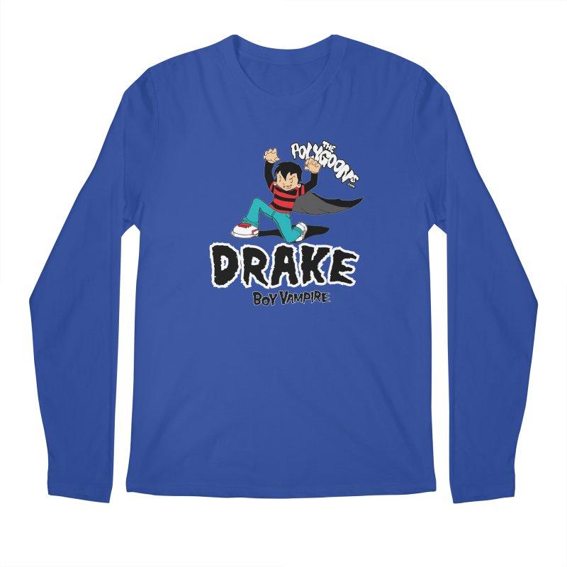 Drake Creepin' Men's Regular Longsleeve T-Shirt by The Polygoons' Shop