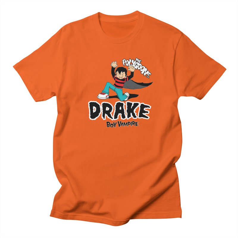 Drake Creepin' Women's Regular Unisex T-Shirt by The Polygoons' Shop