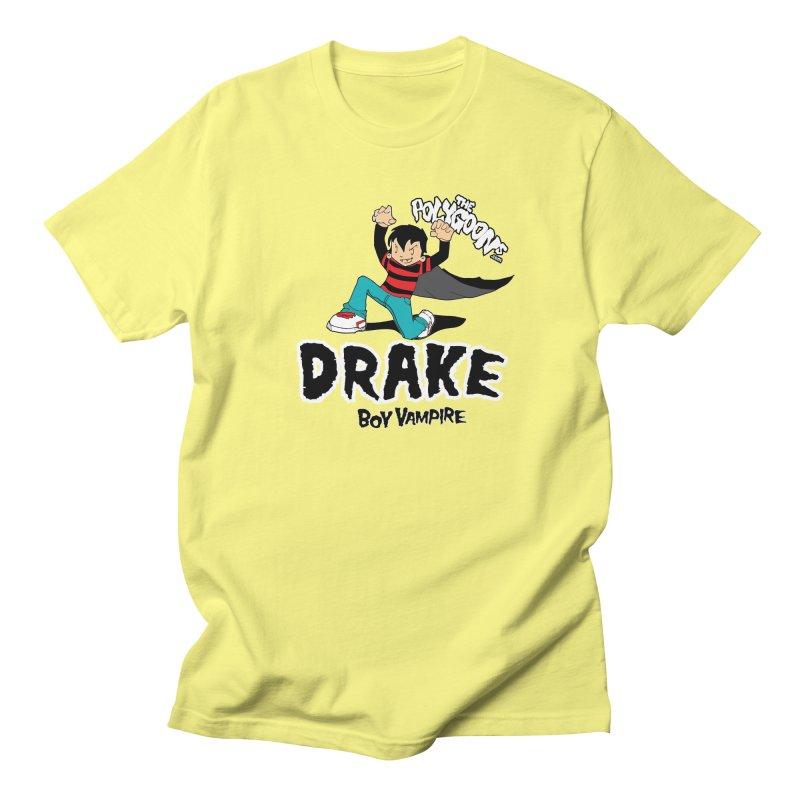 Drake Creepin' Men's Regular T-Shirt by The Polygoons' Shop