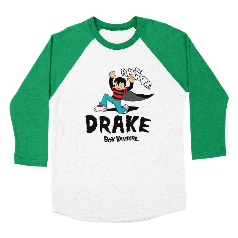 Drake Creepin' Women's Baseball Triblend Longsleeve T-Shirt by The Polygoons' Shop