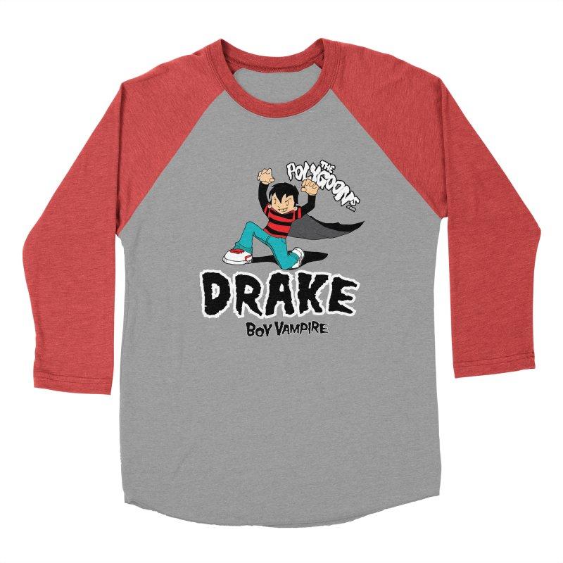 Drake Creepin' Women's Baseball Triblend Longsleeve T-Shirt by The Polygoons' Shop