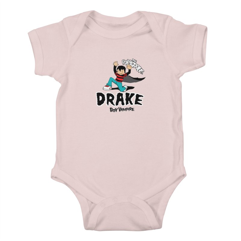 Drake Creepin' Kids Baby Bodysuit by The Polygoons' Shop