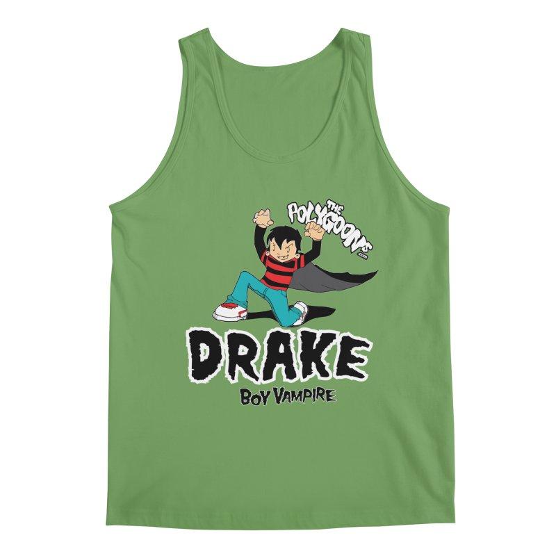 Drake Creepin' Men's Tank by The Polygoons' Shop