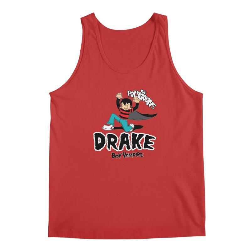 Drake Creepin' Men's Regular Tank by The Polygoons' Shop