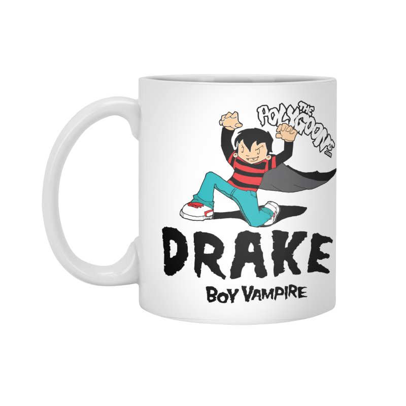 Drake Creepin' Accessories Standard Mug by The Polygoons' Shop