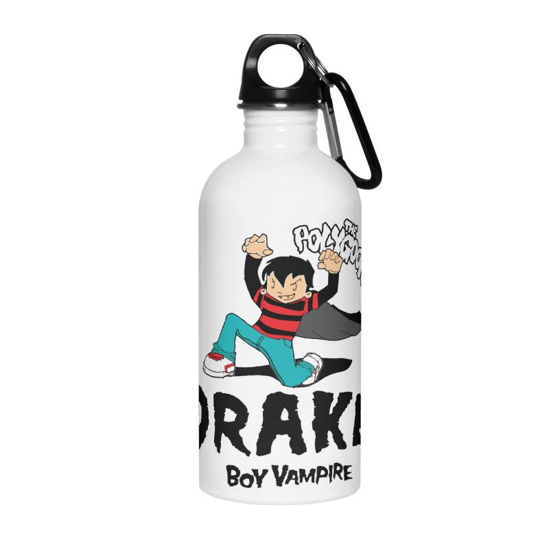 Drake Creepin' Accessories Water Bottle by The Polygoons' Shop