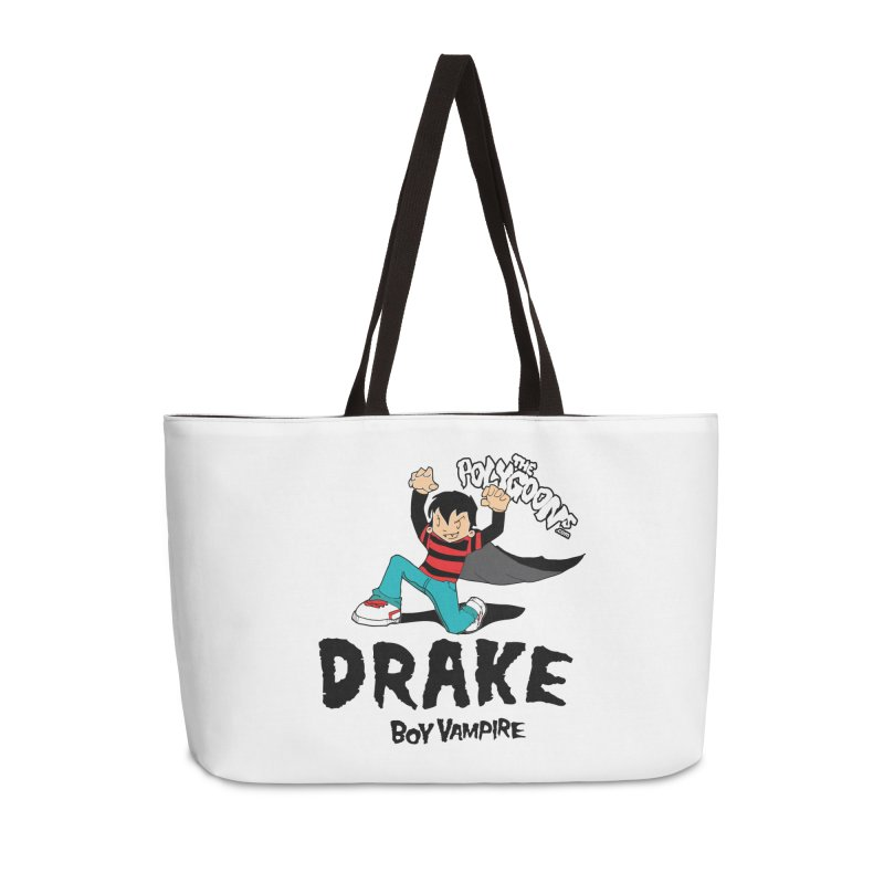 Drake Creepin' Accessories Weekender Bag Bag by The Polygoons' Shop